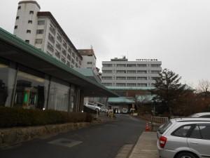 昭和の象徴的な伊香保グランドホテル